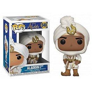 Funko Pop: Aladdin - Aladdin Prince Ali #540