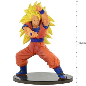 Action Figure: Dragon Ball Super - Chosenshiretsuden Vol:4 A-Super Saiyan 3 Son Goku