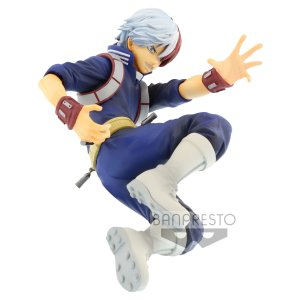 Action Figure: My Hero Academia - Banpresto Colosseum Vol:3 Shoto Todoroki