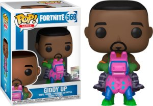 Funko Pop Games: Fortnite - Giddy Up #569