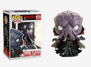 Funko Pop Games: Dungeons & Dragons - Mind Flayer #573