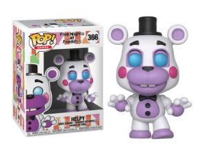 Funko Pop Games: Five Nights At Freddy Pizza Simulator - Helpy #366