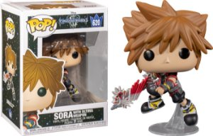 Funko Pop Games: Kingdom Hearts 3 - Sora W/ Ultima Weapon #620