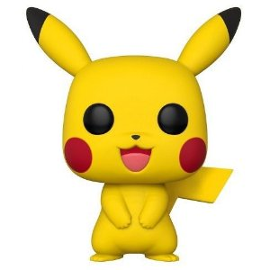 Funko Pop Games: Pokemon - Pikachu Exclusivo  #353