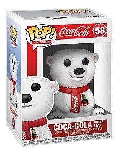 Funko Pop Icons: Coca Cola - Coca Cola Polar Bear #58 119,90