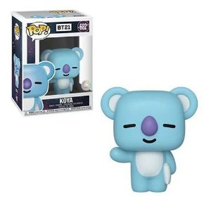 Funko Pop Rocks: BT21 - Koya #682