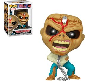 Funko Pop Rocks: Iron Maiden - Piece Of Mind Eddie #146