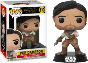 Funko Pop: Star Wars - Poe Dameron #310