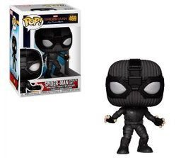 Funko Pop Games: Spiderman - Spider-Man (Stealth Suit) #469
