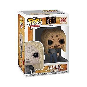 Funko POP! TV: The Walking Dead - Alpha w/Mask #890
