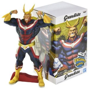 ALL MIGHT Action Figure - Grandista