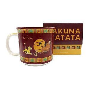 O Rei Leão - Hakuna Matata Caneca