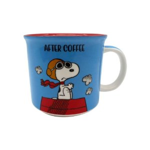 Snoopy - After Coffee Caneca