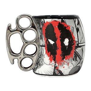 Deadpool - Caneca Soco Inglês