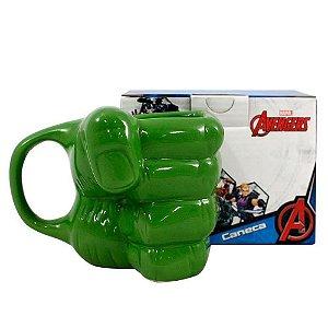 Hulk - Caneca 3D