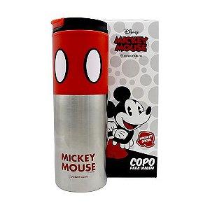 Mickey Mouse - Copo Térmico