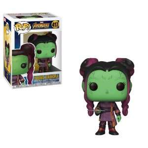 Funko Pop Young Gamora #417 - Avengers Infinity War