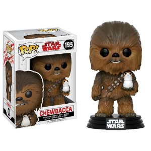 Funko Pop Chewbacca #195 - Star Wars
