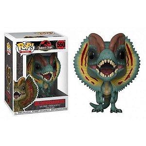 Funko Pop Dilophosaurus #550 - Jurassic Park