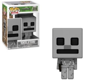 Funko Pop Skeleton #319 - Minecraft