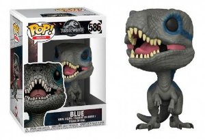 Funko Pop Blue #586 - Jurassic World