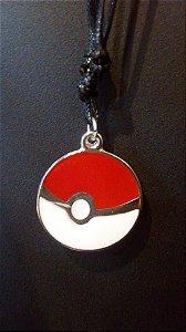 Pokebola Colar - Pokemon