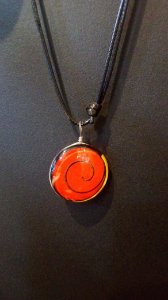Clã Uzumaki Colar - Naruto