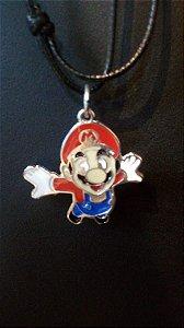 Mario Bros Colar - Modelo 2