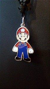 Mario Bros Colar - Modelo 3