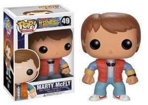 Funko Pop! Movies Back To The Future - Marty McFly #49