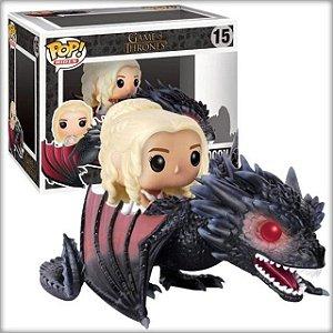 Funko Pop! Television: Game Of Thrones - Daenerys & Drogon #15