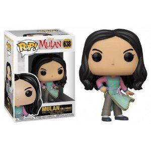 Funko Pop! Disney: Mulan Live Action - Mulan (Villager) #638