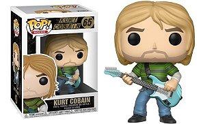 Funko Pop! Rocks: Nirvana - Kurt Cobain #65