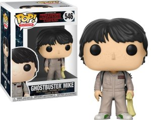 Funko Pop! Television: Stranger Things - Ghostbuster Mike #546