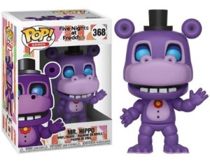 Funko Pop! Television: Five Nights At Freddy's - Mr.Hippo #368