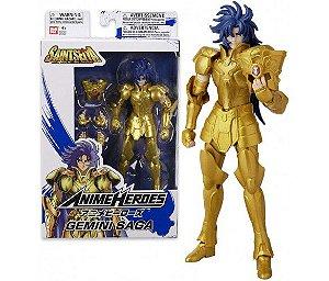 Saga de Gêmeos Bandai - Saint Seiya Anime Heroes Cavaleiros Zodíaco