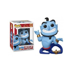 Funko Pop Disney: Aladdin - Genie With Lamp #476
