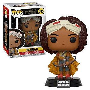 Funko Pop: Star Wars - Jannah #315 *MKP