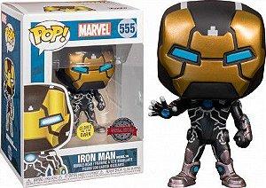Funko Pop: Marvel - Iron Man #555 *MKP