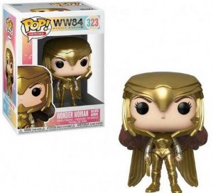 Funko Pop Heroes: WW84 - Wonder woman Golden Armor #323