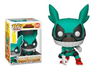 Funko Pop Animation: My Hero Academia - Izuku Midoriya #603 *MKP