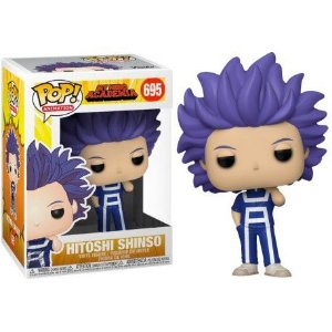 Funko Pop Animation: My Hero Academia - Hitoshi Shinso #695 *MKP