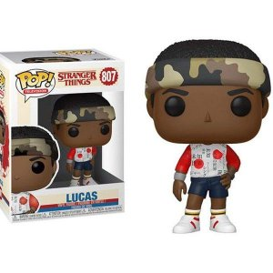 Funko Pop Television: Stranger Things - Lucas #807