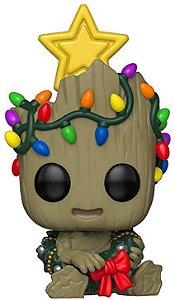 Funko Pop: Marvel - Groot (Holiday) #530 *MKP