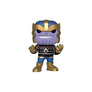 Funko Pop: Marvel - thanos (Holiday) #533 *MKP