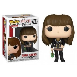 Funko Pop Television: The Devil Wears Prada - Andy Sachs #868