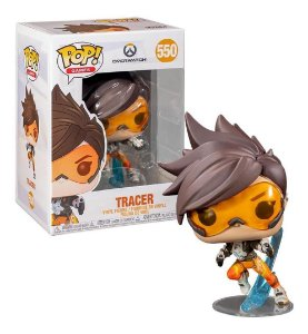 Funko Pop Games: Overwatch - Tracer #550