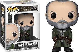 Funko Pop: Game Of Thrones - Davos Seaworth #62