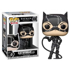 Funko Pop! Heroes: Batman Returns - Catwoman #338  * MKP