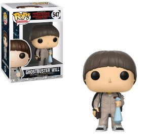 Funko Pop! Television: Stranger Things - Ghostbuster Will #547